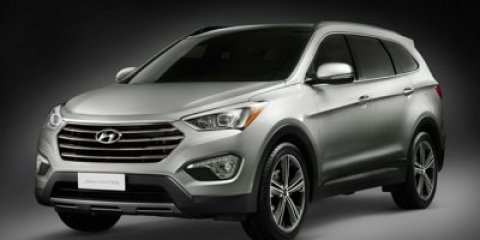 2016 Hyundai Santa Fe Monaco WhiteGray V6 33 L Automatic 3 miles  All Wheel Drive  Power Ste
