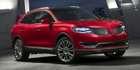 2016 Lincoln MKX Reserve EcoBoost White Platinum Metallic Tri-CoatCapuccino V6 27 L Automatic