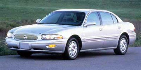 2000 Buick LeSabre Custom Silveer V6 38L Automatic 99364 miles  Front Wheel Drive  Tires - F