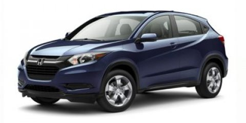 2016 Honda HR-V LX Modern Steel MetallicBLK CLOTH V4 18 L Manual 3 miles   Stock 00860000