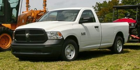 2016 Ram 1500 Tradesman Bright White Clearcoat V6 36 L Automatic 1 miles  Transmission 8-Spe