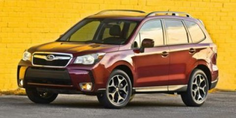 2016 Subaru Forester 25i Premium Venetian Red PearlGray V4 25 L Variable 11 miles  ALL-WEATH
