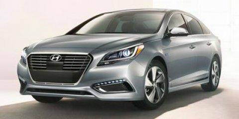 2016 Hyundai Sonata Hybrid SE Starlight SilverGray V4 20 L Automatic 3 miles  Front Wheel Dri
