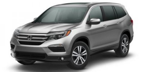 2016 Honda Pilot EX-L BlueGray V6 35 L Automatic 7 miles  Front Wheel Drive  Power Steering