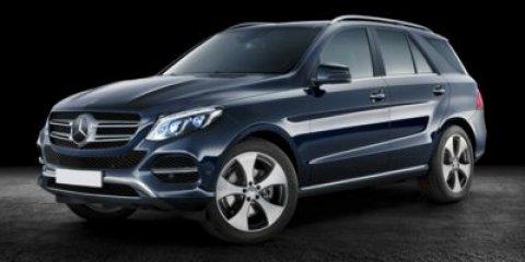 2016 Mercedes GLE-Class GLE300d 4MATIC Palladium Silver MetallicBlack Mb Tex V4 21 L Automatic