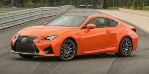 2015 Lexus RC F Obsidian V8 50 L Automatic 12 miles This 2015Lexus RC F 2dr Cpe will sell fas