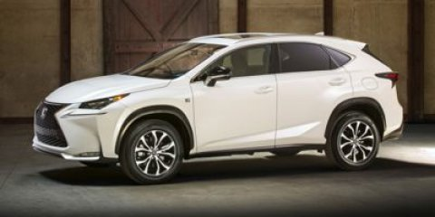 2015 Lexus NX 200t F Sport Atomic Silver V4 20 L Automatic 54 miles New Arrival -Popular Col