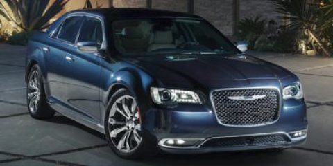 2015 Chrysler 300 Platinum Bright White ClearcoatIndigoLinen V8 57 L Automatic 0 miles  ENGI