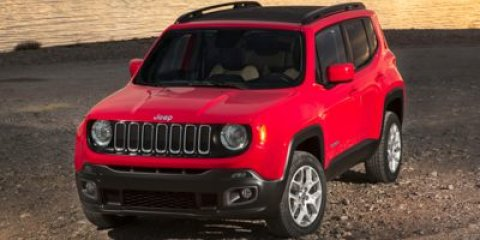 2015 Jeep Renegade Latitude Alpine WhiteCLOTH V4 24 L Automatic 1 miles  Turbocharged  Front