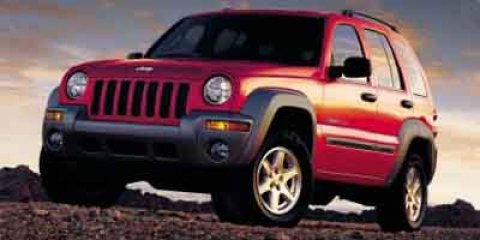 2004 Jeep Liberty Sport Red V6 37L  110666 miles The Sales Staff at Mac Haik Ford Lincoln stri