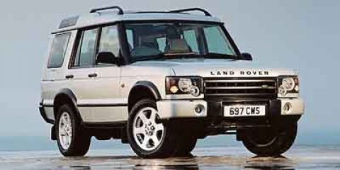 2003 Land Rover Discovery S  V8 46L Automatic 72002 miles  Traction Control  Four Wheel Drive