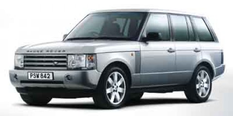 2003 Land Rover Range Rover HSE  V8 44L Automatic 111812 miles  Traction Control  Four Wheel