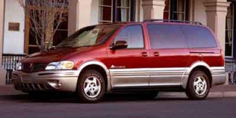 2003 Pontiac Montana w1SE Pkg Tan V6 34L Automatic 207179 miles New Arrival Value Priced