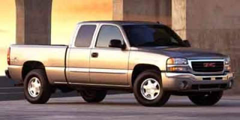 2004 GMC Sierra 1500 SLT 2WD Summit White V8 53L Automatic 124976 miles  Rear Wheel Drive  To
