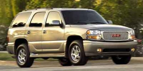 2003 GMC Yukon Denali 4DR 4WD 1500 Carbon Metallic V8 60L Automatic 157140 miles  All Wheel D