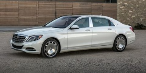 2016 Mercedes S-Class Maybach S600 BlackBlack V12 60 L Automatic 0 miles Options EXECUTIVE R