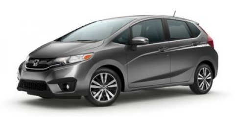 2016 Honda Fit EX-L Modern Steel MetallicNH-797MBLACK V4 15 L Variable 5 miles  BLACK LEATHE