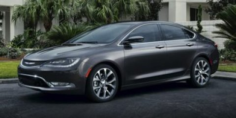 2016 Chrysler 200 Limited BLACKCLOTH V4 24 L Automatic 1 miles  Front Wheel Drive  Power Ste