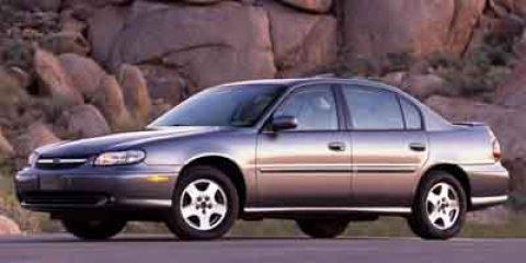 2003 Chevrolet Malibu LS Medium Gray Metallic V6 31L Automatic 117380 miles  Front Wheel Driv