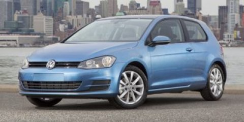 2016 Volkswagen Golf TSI S Silk Blue Metallic V4 18 L Automatic 6 miles The versatile and inn