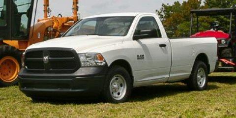 2016 Ram 1500 Tradesman brt slvr metalic V6 36 L Automatic 1 miles  Transmission 8-Speed Aut