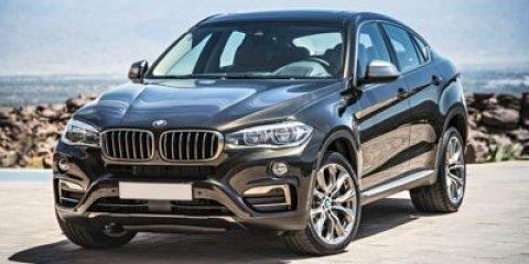 2016 BMW X6 xDrive35i WhiteBlack V6 30 L Automatic 10 miles  ALPINE WHITE  BLACK DAKOTA LEAT