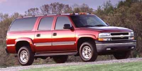 2003 Chevrolet Suburban Dark Gray Metallic V8 81L Automatic 183630 miles  Four Wheel Drive  T