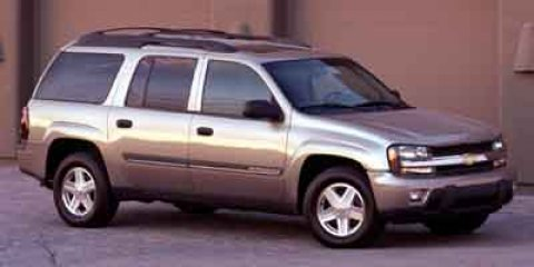 2004 Chevrolet TrailBlazer LS Silverstone Metallic V6 42L Automatic 140723 miles The Sales Sta
