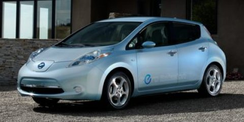 2016 Nissan LEAF S Deep Blue PearlBlack V0 00 Automatic 1 miles  Electric Motor  Front Wheel