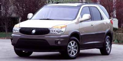 2003 Buick Rendezvous CXL  V6 34L Automatic 98204 miles  All Wheel Drive  Tires - Front All-S