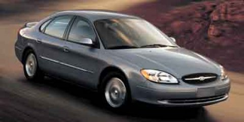 2003 Ford Taurus SE Deluxe Fleet BLACKGRAY CLOTH V6 30L Automatic 153510 miles BIRDIE SPECIAL