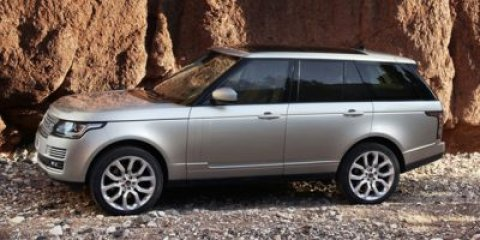 2016 Land Rover Range Rover V6 Diesel HSE AWD Santorini BlackEbonyEbonyCirrusCirrus V6 30 L