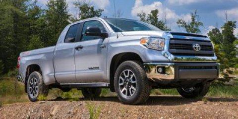 2016 Toyota Tundra SR5  V8 57 L Automatic 0 miles  FE  EE  CF  SL  CARPET FLOOR MATS  DO