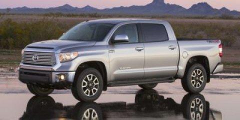 2016 Toyota Tundra LTD Blazing Blue PearlBlack V8 57 L Automatic 5 miles FREE CAR WASHES for