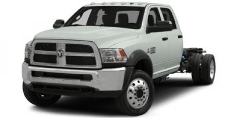 2015 Ram 3500 Tradesman Bright White ClearcoatGray V6 67 L AISIN 6 SPEED 50 miles  Four Wheel
