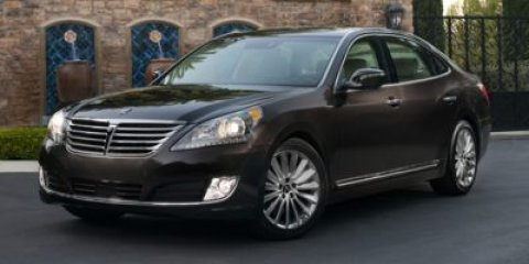 2016 Hyundai Equus Santiago Silver V8 50 L Automatic 4 miles Keyes Hyundai on Van Nuys is one