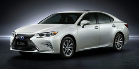 2016 Lexus ES 300h Hybrid Eminent White Pearl V4 25 L Variable 12 miles New Arrival This 2016