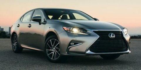 2016 Lexus ES 350 Nebula Gray Pearl V6 35 L Automatic 12 miles New Arrival -Popular Color- -