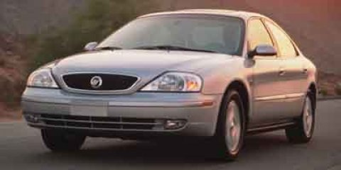 2003 Mercury Sable GS Gold V6 30L Automatic 162038 miles Accident Free Auto Check Report Just