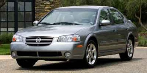 2003 Nissan Maxima Silver V6 35L  114255 miles The Sales Staff at Mac Haik Ford Lincoln striv