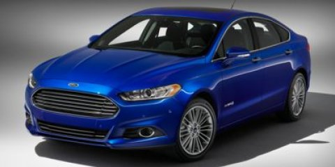 2016 Ford Fusion S Hybrid Oxford WhiteEarth Gray V4 20 L Variable 3 miles We know it will be
