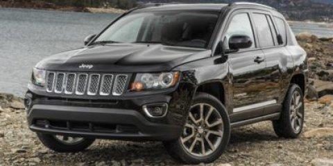 2016 Jeep Compass Sport Black ClearcoatDark Slate Gray V4 20 L Manual 0 miles  ENGINE 20L I