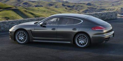 2016 Porsche Panamera 4 Edition WhiteStndrd Black V6 36 L Automatic 9 miles Price plus govern