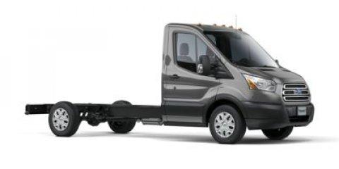 2016 Ford Transit Cutaway Cutaway Oxford WhitePewter V6 37 L Automatic 0 miles  ORDER CODE 50