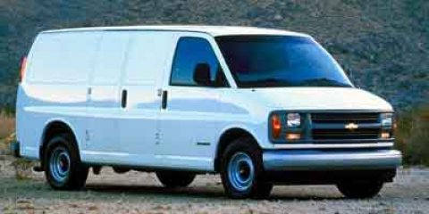 2000 Chevrolet Express Cargo Van 1500 135 WB Medium Charcoal Gray Met V6 43L Automatic 118775