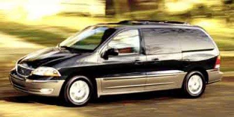 2003 Ford Windstar Wagon SEL Light Sapphire Blue MetallicMedium Parchment V6 38L Automatic 961