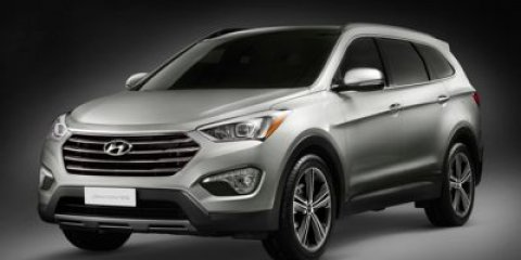 2016 Hyundai Santa Fe L Circuit SilverGray V6 33 L Automatic 5 miles  All Wheel Drive  Power