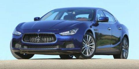2014 Maserati Ghibli S Q4  V6 30 L Automatic 35114 miles  Turbocharged  All Wheel Drive  Po