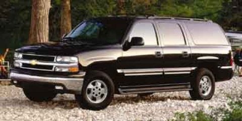2003 Chevrolet Suburban LT Black V8 53L Automatic 218337 miles Land a deal on this 2003 Chevro