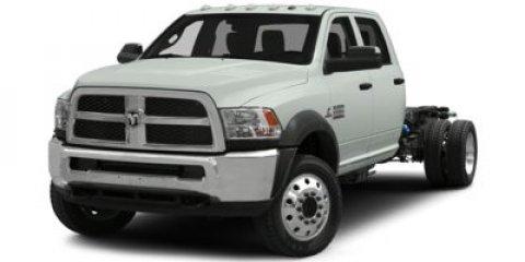 2015 Ram 5500 Tradesman Bright White ClearcoatBlack V6 67 L Automatic 88 miles  Rear Wheel Dr